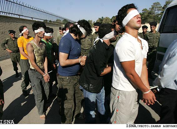 Hinrichtungen Im Iran