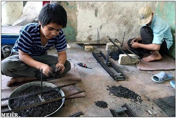 Iran Kinderarbeit « Weblog von Ali Schirasi